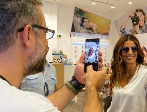 Το εντυπωσιακό Samsung Galaxy Note8 στον Γερμανό