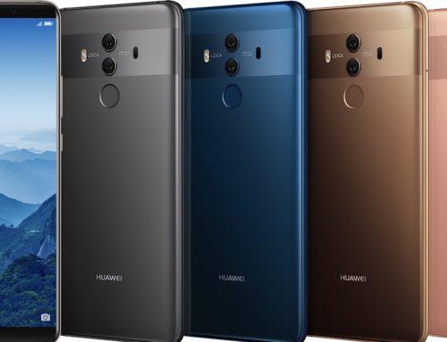 Η Huawei παρουσιάζει τα Mate 10 και Mate 10 Pro