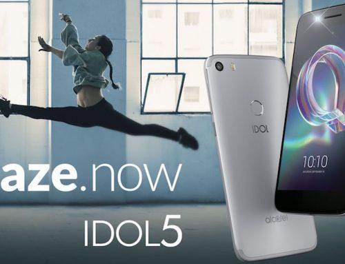 ALCATEL IDOL 5: Το Smartphone με τη λειτουργία App Cloner