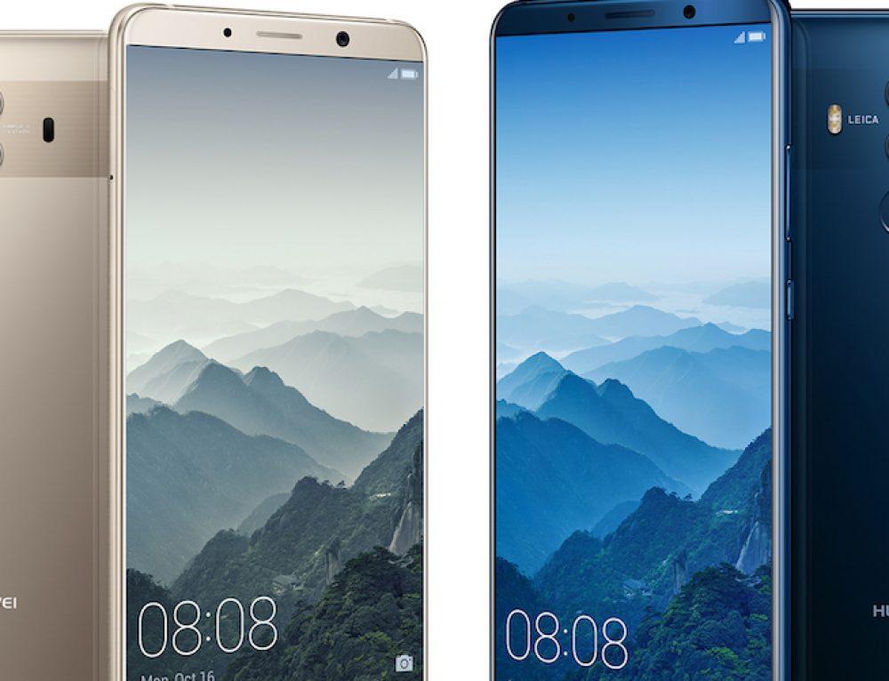 Διαθέσιμο στην Ελληνική αγορά το Huawei Mate 10 Pro!