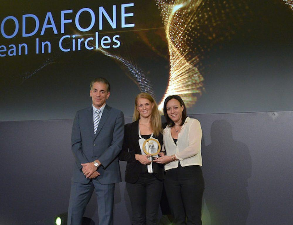 Κορυφαίες Διακρίσεις για τη Vodafone στα HR Awards 2017