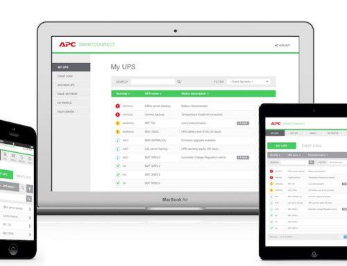 Schneider Electric: APC Smart-UPS με την εφαρμογή SmartConnect