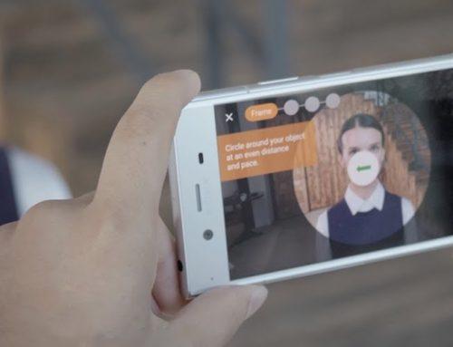 Αναβάθμιση του 3D Creator των Xperia smartphones: Απευθείας κοινοποίηση στο Facebook