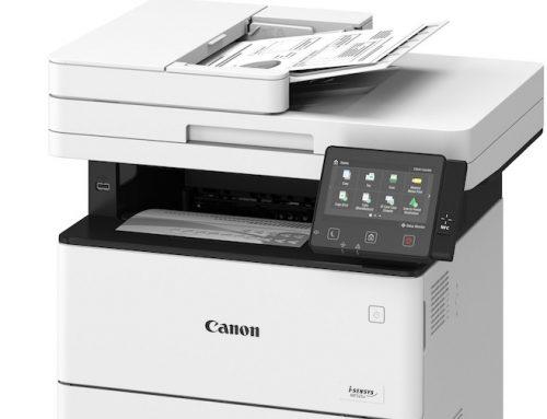 Canon: Παρουσίαση των νέων συσκευών i-Sensys