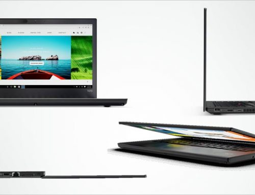 Lenovo ThinkPad T470: Γιατί και οι επαγγελματίες έχουν ψυχή!