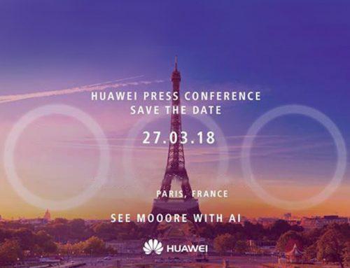 Huawei P20: Μετρώντας αντίστροφα…