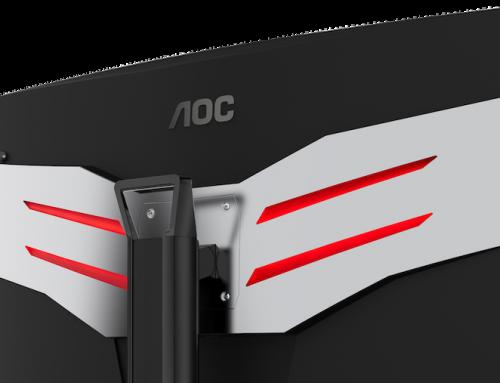 AOC: H πρώτη AGON οθόνη με τεχνολογία AMD Radeon™ FreeSync™ 2
