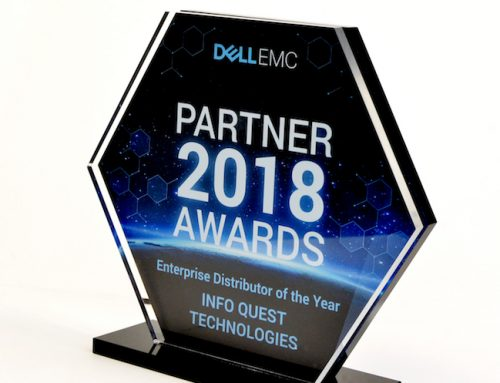 H Info Quest Technologies ανακοινώνεται Enterprise Distributor of the Υear από τη DELL EMC