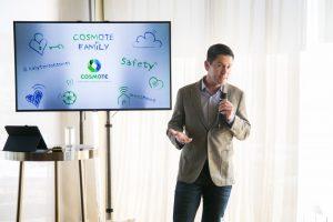 Χάρης Κονίνης, Διευθυντής Marketing Communications Strategy Ομίλου ΟΤΕ