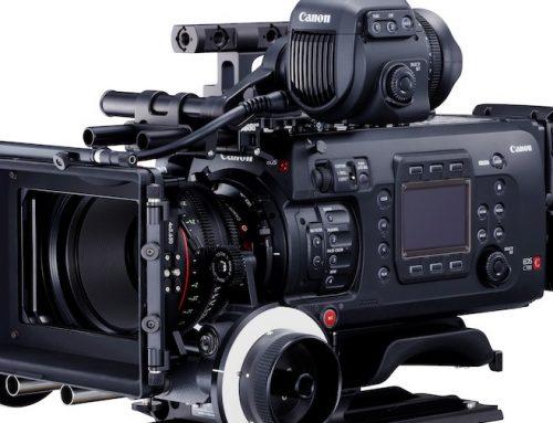 Η Canon ανακοινώνει την κυκλοφορία της full frame κάμερας Cinema EOS C700 FF