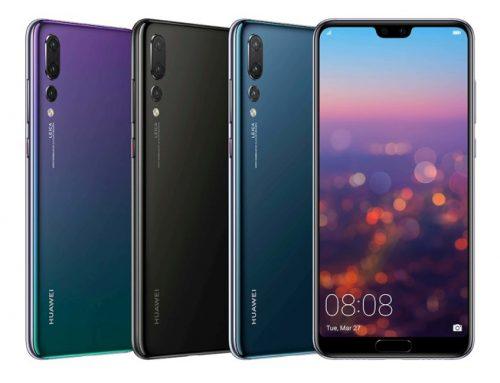 Κατέφθασε στην ελληνική αγορά το Huawei P20 Pro