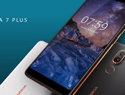 Το Nokia 7 plus βραβεύτηκε ως το Consumer Smartphone of the Year στα βραβεία EISA 2018