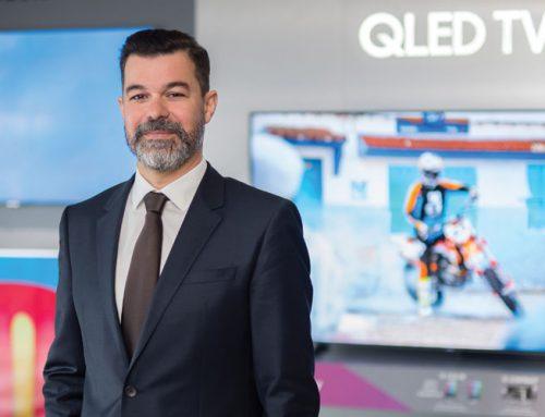 Συνέντευξη του επικεφαλής του τμήματος Consumer Electronics της Samsung Electronics Hellas, Γιώργου Τσαούση