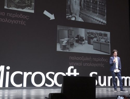 Microsoft Summit 2018: Το συνέδριο-θεσμός της τεχνολογίας
