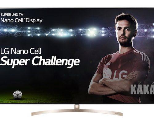 Το LG Nano Cell™ Super Challenge επιστρέφει με τον Kaká