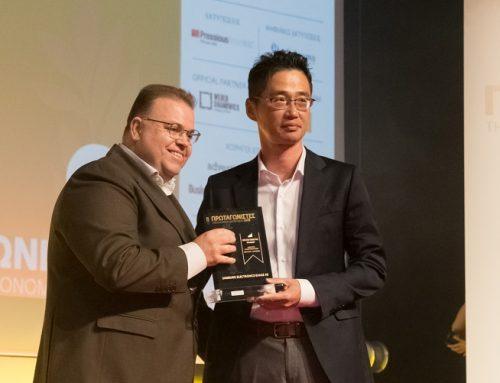 Η Samsung Electronics ανάμεσα στους «Πρωταγωνιστές της Ελληνικής Οικονομίας»