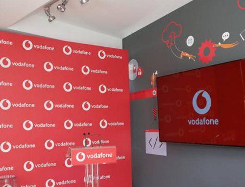 Η Vodafone εγκαινίασε τη Vodafone Fiber Ready Arena