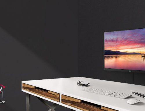 Η νέα premium σειρά PC monitors MK600M της LG προσφέρει εξαιρετικές αποδόσεις