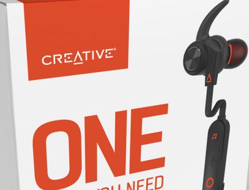 Creative: Νέα In-Ear Ακουστικά Creative Outlier ONE Plus με Bluetooth & MP3 Player