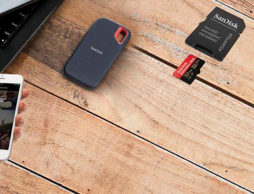 SanDisk: Αξιοπιστία και ταχύτητα  για τα δεδομένα σας