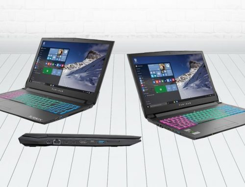 Turbo-X Furious Ti:  Ενα… «παιχνιδιάρικο» laptop