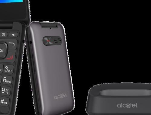 Απολαύστε την ευκολία στην επικοινωνίας σας με τα κινητά απλής χρήσης της Alcatel!