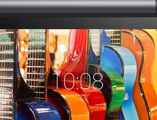 Καταστήματα Κωτσόβολος: Αποκτήστε το Lenovo Yoga Tab 3 8″ WiFi Tablet μόνο με 129.00 €