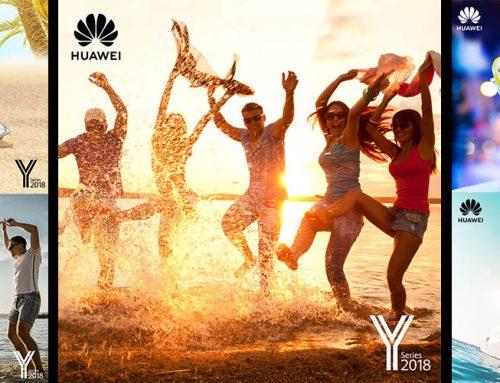 Καλοκαιρινό crash test: 24 ώρες με τα smartphones Huawei Υ series 2018