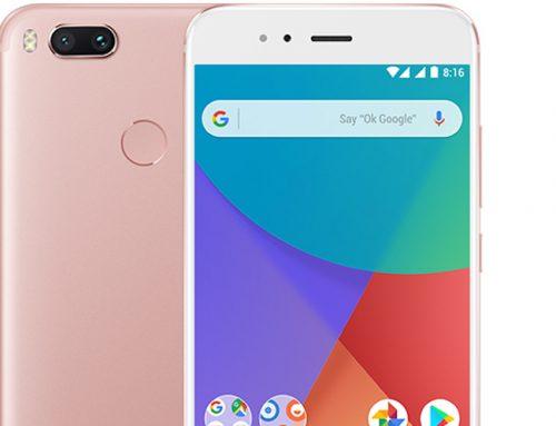 Καταστήματα Public: Το Xiaomi Mi Α1 64GB Rose Gold Dual Sim με 20% έκπτωση