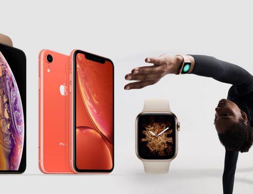 Η Apple παρουσίασε τη νέα γενιά των iPhone Xs, iPhone Xs Max και iPhone XR, καθώς και το Apple Watch Series 4