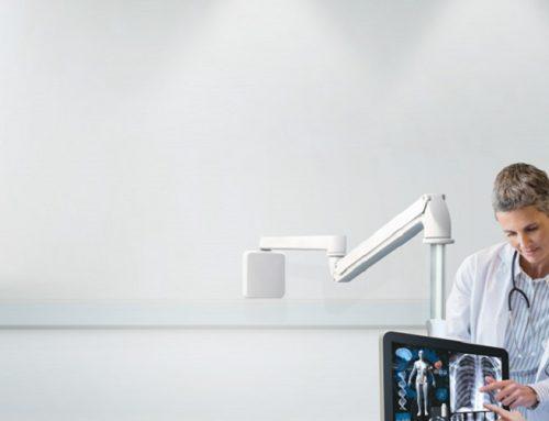 Η LG παρουσιάζει τη διαδραστική τηλεόραση LG Multi Touch Arm TV