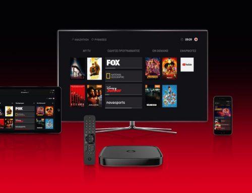 Η νέα εποχή του Vodafone TV