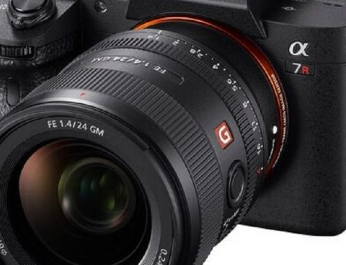 Η Sony λανσάρει τον φακό 24mm F1.4 G Master™ Prime