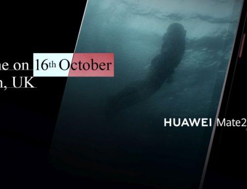 Δείτε ζωντανά τα αποκαλυπτήρια του Huawei Mate 20 Pro