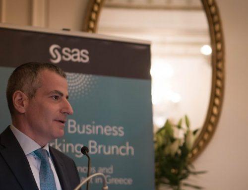 Business Networking Brunch της SAS: Με μεγάλη επιτυχία διοργανώθηκε το IFRS17