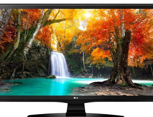 To νέο TV monitor της LG ΤΚ410V έχει διπλή χρήση τηλεόρασης και υπολογιστή