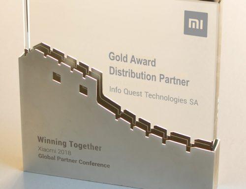 Σημαντική διεθνής διάκριση για την Info Quest Technologies από την Xiaomi