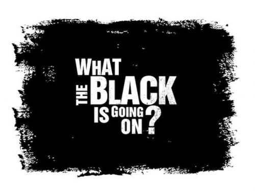 """What the Black is going on?"" Black Friday στο ΠΛΑΙΣΙΟ"