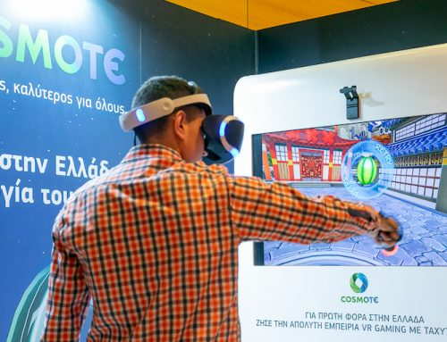 Cosmote: Oι απεριόριστες δυνατότητες του 5G ζωντανά, μέσα από ολογραφική συναυλία