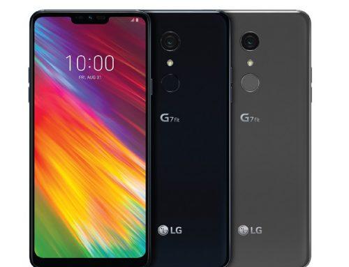 Το LG G7 FIT καταφθάνει ενσωματώνοντας τα δημοφιλή χαρακτηριστικά της σειράς G