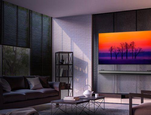 Κινηματογραφική εμπειρία θέασης με τις Large Inch τηλεοράσεις της LG Electronics