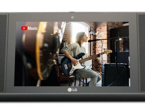 Η LG συνδυάζει ήχο και νοημοσύνη με το Google Assistant στο νέο της ηχείο με οθόνη αφής WK9