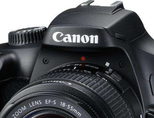 Το Canon EOS 4000D Kit σε μοναδική προσφορά μέχρι την Κυριακή 25 Νοεμβρίου