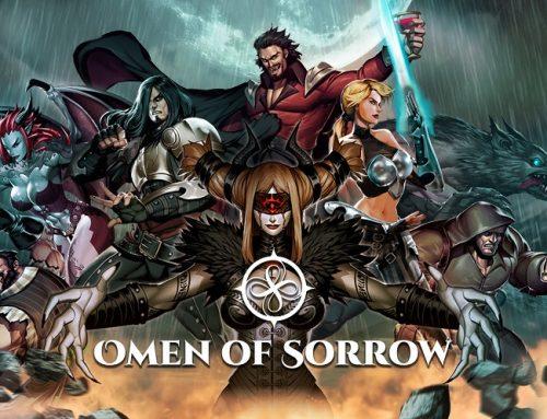Το Omen of Sorrow εμφανίζεται στα καταστήματα