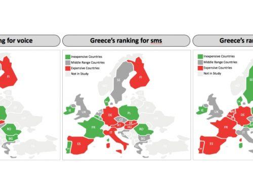 Πόσο ακριβή είναι η επικοινωνία μέσω κινητού στην Ελλάδα;