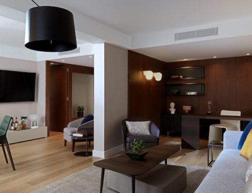 Το ξενοδοχείο Athens Marriott Hotel επιλέγει τις ξενοδοχειακές λύσεις Information Display της LG Electronics