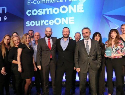 Δύο βραβεία για την υπηρεσία Ηλεκτρονικών Διαγωνισμών της cosmoONE στα e-volution awards 2019
