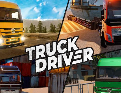 Mια πρώτη ματιά σε όλες τις δυνατότητες του Truck Driver