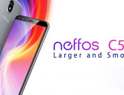 H TP-Link παρουσιάζει το νέο smartphone Neffos C5 Plus με οθόνη 18:9 και Android Go