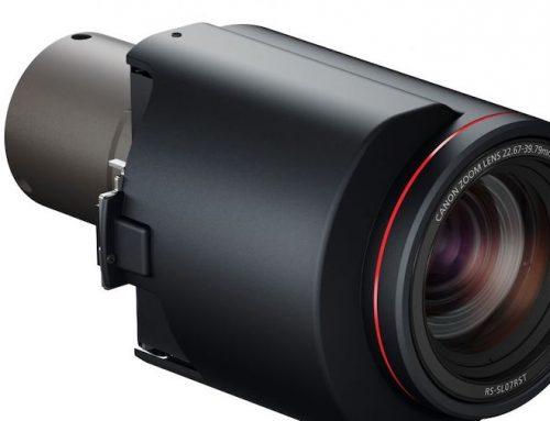 Η Canon θα παρουσιάσει της σειρά προβολέων 4K και προηγμένες δυνατότητες προβολής στην ISE 2019